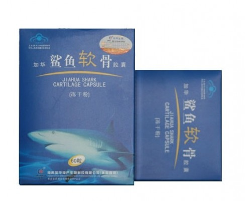 Акулий хрящ (пептид хряща) для суставов