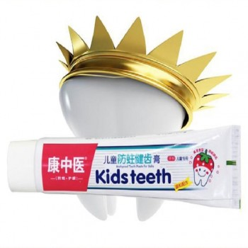 Детская зубная пастаKidsteeth