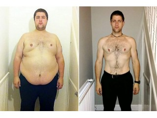 Домашние тренировки и Акулий жир помогли сбросить 27 кг. за 5 месяцев