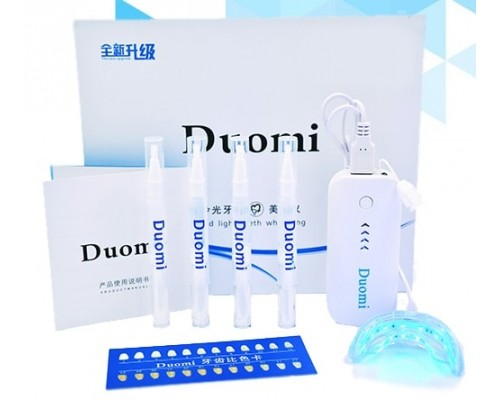 Отбеливатель зубов (переносной)
