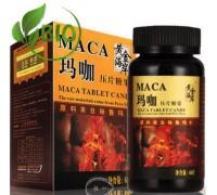 Таблетки МАКА перуанская с женьшенем для потенции