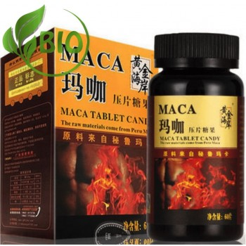 Таблетки МАКА перуанская для потенции