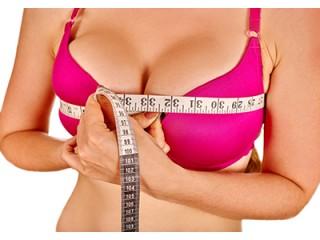Увеличить грудь без пластики? Это возможно.
