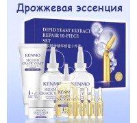 Восстановление кожи лица и рук с дрожжевой эссенцией